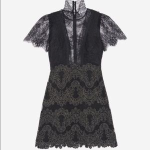 """Sandro """"Poetry Dress"""""""